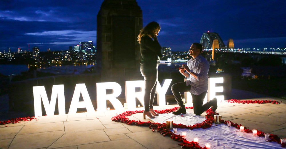 Our products for Marry me light up letters